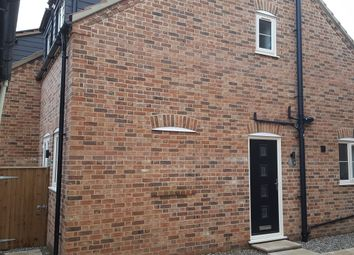Thumbnail 2 bed end terrace house for sale in Tramway Court, Baker Street, Gorleston, Great Yarmouth