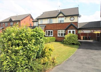 2 bed semi-detached house for sale in Hollow Meadow, Radcliffe, Manchester M26