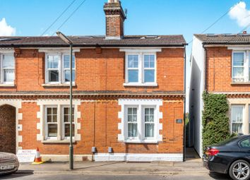 Thumbnail 3 bedroom end terrace house to rent in Springfield Road, Guildford