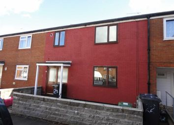 Thumbnail 3 bed terraced house to rent in Hanbury Close, Cwmbran