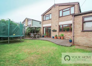 Thumbnail 4 bed detached house for sale in The Firs, Worlingham, Beccles
