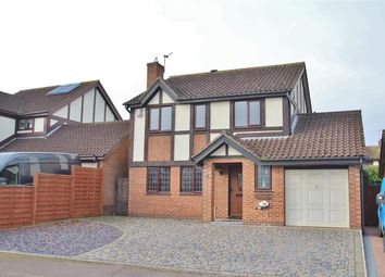 Thumbnail 4 bed detached house for sale in Kestrel Way, Buckingham