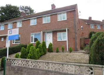 Thumbnail 3 bed semi-detached house to rent in St Johns Road, Hexham, Northumberland.