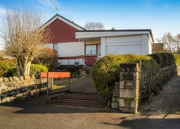 Thumbnail 3 bed detached bungalow for sale in Taynuilt