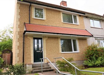 Thumbnail 3 bed semi-detached house for sale in Conway Road, Penlan