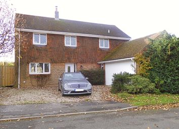 Thumbnail 4 bed detached house to rent in Lipscomb Close, Hermitage