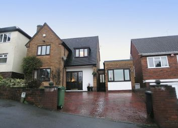 Thumbnail 5 bedroom detached house for sale in Brierley Hill, Quarry Bank, Acres Road