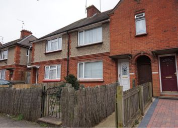 Thumbnail 2 bed terraced house to rent in Highfield Road, Rushden