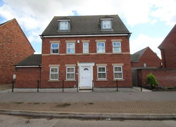 Thumbnail 5 bed detached house for sale in Hornbeam Way, Kirkby-In-Ashfield, Nottingham