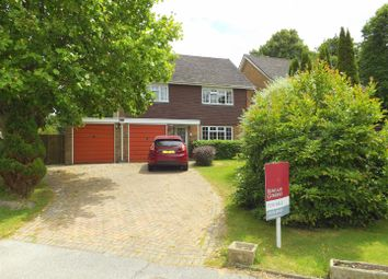 Thumbnail 4 bed detached house for sale in Delves Close, Ringmer, Lewes