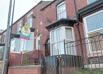 Thumbnail 3 bedroom terraced house for sale in Nottingham Street, Sheffield
