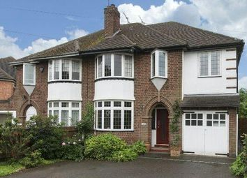 Thumbnail 5 bedroom semi-detached house for sale in Warwick New Road, Leamington Spa