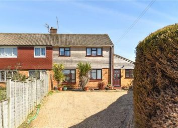 Thumbnail 4 bed semi-detached house for sale in Barnes Road, Frimley, Camberley