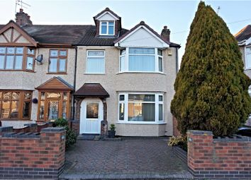 Thumbnail 4 bedroom end terrace house for sale in Scots Lane, Coventry