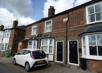 2 bed terraced house to rent in Albert Road, Witham CM8