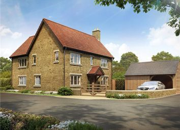 Thumbnail 4 bed detached house for sale in Chestnut Close, Sackmore Lane, Marnhull, Sturminster Newton