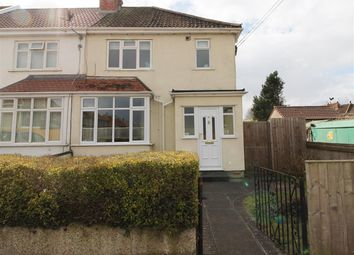Thumbnail 3 bed end terrace house for sale in Elmleigh Road, Mangotsfield, Bristol