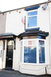 Thumbnail 3 bed terraced house to rent in Chester Street, Middlesbrough