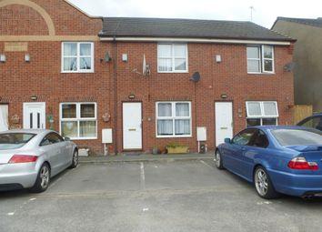 Thumbnail 2 bedroom terraced house for sale in Denton Court, Denton