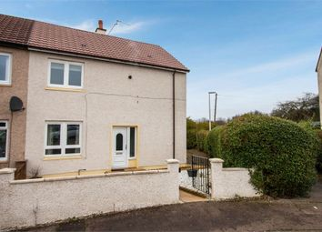 Thumbnail 3 bed semi-detached house for sale in Denfield Avenue, Cardenden, Lochgelly, Fife