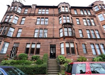 Thumbnail 3 bed flat to rent in Lauderdale Gardens, Dowanhill, Glasgow