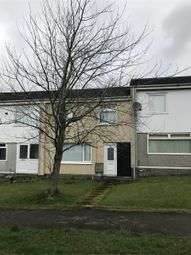 Thumbnail 3 bed terraced house to rent in Eider Avenue, East Kilbride, East Kilbride
