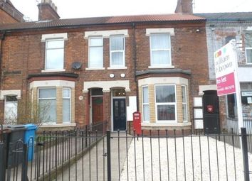 Thumbnail 2 bedroom flat to rent in Holderness Road, Hull