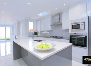 Thumbnail 5 bedroom end terrace house for sale in Somers Road, London