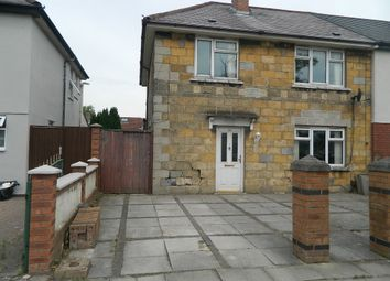 Thumbnail 3 bed semi-detached house for sale in Crosgrove Road, Liverpool, Merseyside