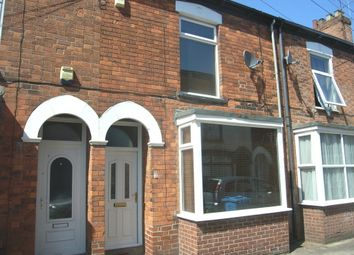 Thumbnail 2 bed terraced house for sale in Willow Grove, Princes Road, Hull