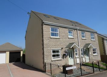 Thumbnail 4 bed semi-detached house for sale in Chepstow Road, Coleford