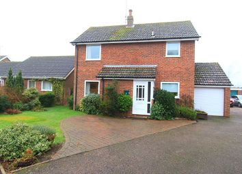 Thumbnail 3 bed detached house for sale in Kenwyn Close, Holt, Norfolk