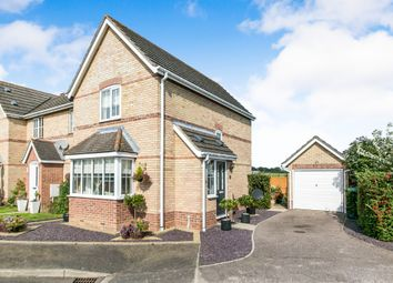 Thumbnail End terrace house for sale in Wrights Way, Leavenheath, Colchester