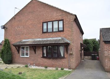 Thumbnail 3 bed semi-detached house to rent in School Close, Albert Village, Swadlincote