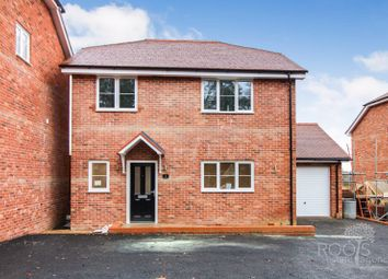 Thumbnail 4 bed detached house for sale in Maurice Place, Headley, Thatcham