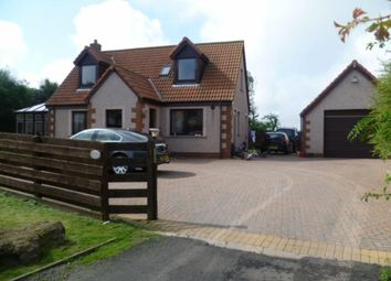 Thumbnail 4 bed detached house for sale in Woodbine Grove, Burnmouth, Berwickshire