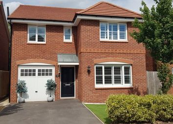 Thumbnail Detached house for sale in Frank Wilkinson Way, Alsager, Stoke-On-Trent