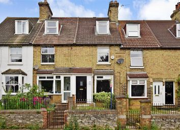 Thumbnail 4 bed terraced house for sale in New Road, Ditton, Aylesford, Kent