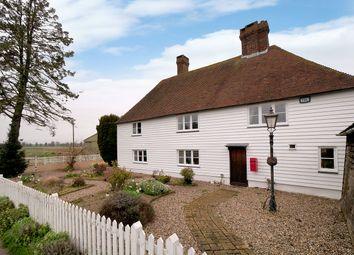 Upper Rodmersham, Rodmersham, Sittingbourne ME9. 3 bed detached house