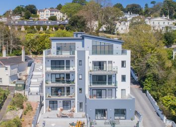 Thumbnail 2 bed flat to rent in Lower Warberry Road, Torquay