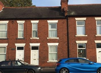 Thumbnail 2 bed terraced house to rent in Upper St John Street, Lichfield