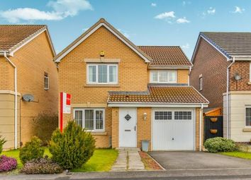 Thumbnail 3 bed detached house for sale in Swallow Close, Darlington, County Durham, Darlington