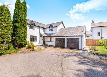 Thumbnail 3 bed detached house for sale in Walton Green, Walton-Le-Dale, Preston
