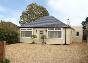 Thumbnail 3 bed detached bungalow for sale in Vinery Road, Bury St. Edmunds