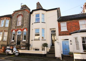 Thumbnail 3 bed terraced house for sale in Park Lane, Newmarket