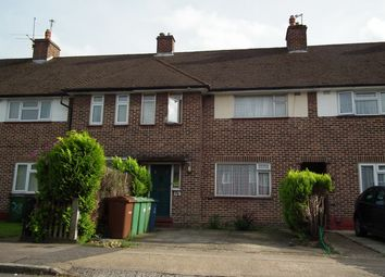 Thumbnail 3 bed terraced house for sale in Coles Crescent, South Harrow