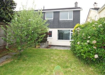 Thumbnail 2 bedroom semi-detached house for sale in Penryn, Cornwall