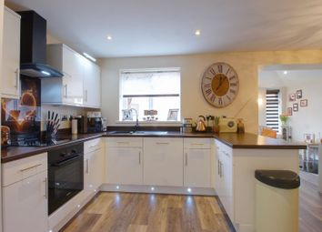 Thumbnail 3 bedroom detached house for sale in Wheatfield Road, Westerhope, Newcastle Upon Tyne