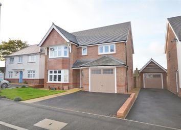Thumbnail 4 bed detached house for sale in Parc Llwyn Celyn, Pwll Trap, St.Clears