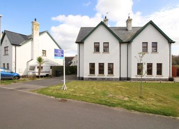 Thumbnail 3 bed semi-detached house for sale in Drumfad Mill, Millisle, Newtownards